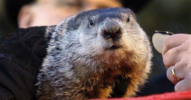 Obama Economy is Groundhog Day