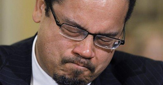 Keith Ellison Is No Shoo-In For DNC Chair