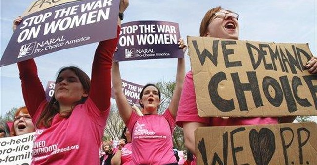 5 Ways Liberals Make War on Women
