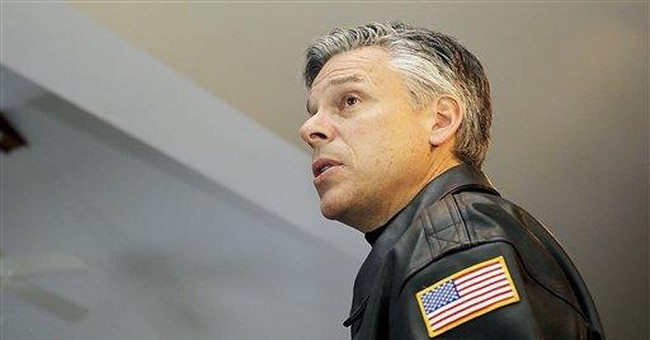Huntsman: Iowa winnows, NH proves electability