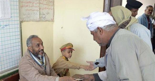 US raises outreach to Egypt's Muslim Brotherhood