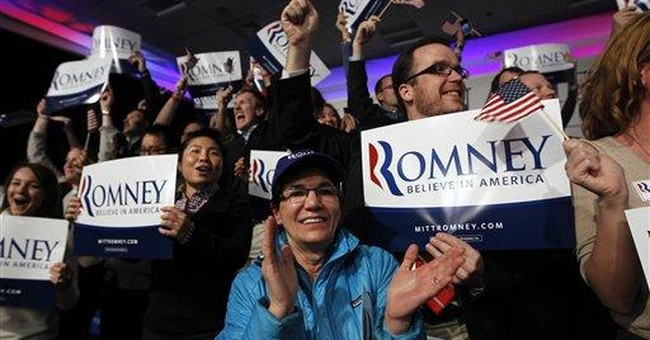 Romney broadens coalition in NH GOP primary win