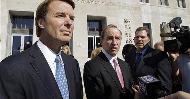 John Edwards gambles on NC jury to avoid prison