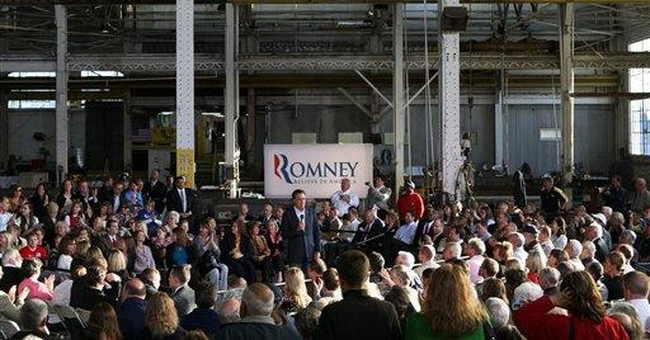 Romney's Reset: Hard choices as GOP nominee