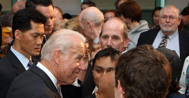 Biden: Romney is out of step with American values
