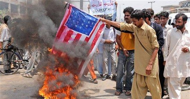 US officials: Drone strikes will go on in Pakistan