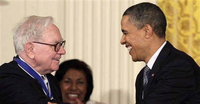 Obama's Buffett rule impact on taxes, jobs