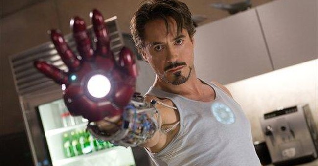 Disney making 'Iron Man 3' with Chinese partner