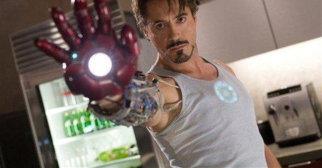 Disney making 'Iron Man 3' with Chinese partner