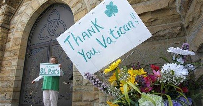 Cleveland bishop to reopen 12 closed parishes