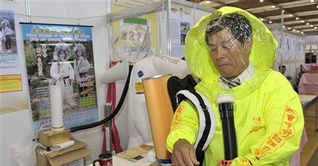Inventions go on display at Geneva fair