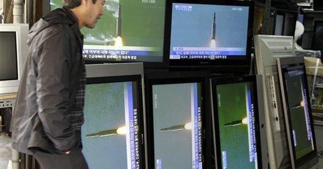 US: No progress in North Korea missile program