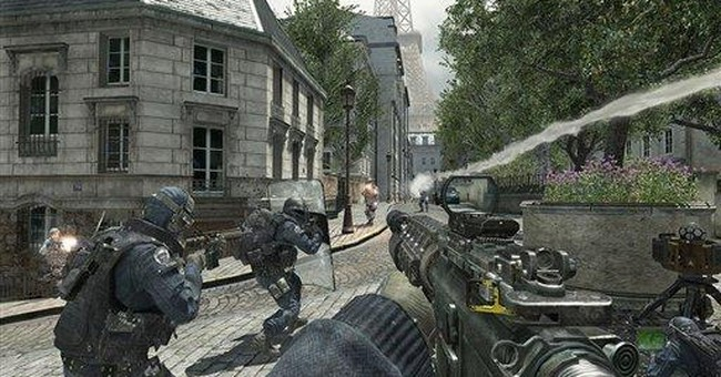'Call of Duty' latest fiction to inspire nightmare