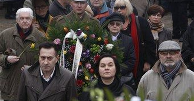 Thousands of youth remember Holocaust at Auschwitz