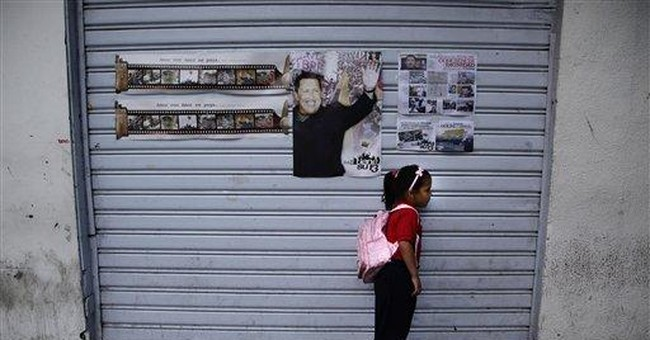 Hugo Chavez's weeklong silence spurs uncertainty