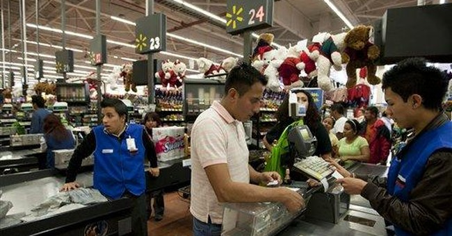Little outrage in Mexico for Wal-Mart bribe report