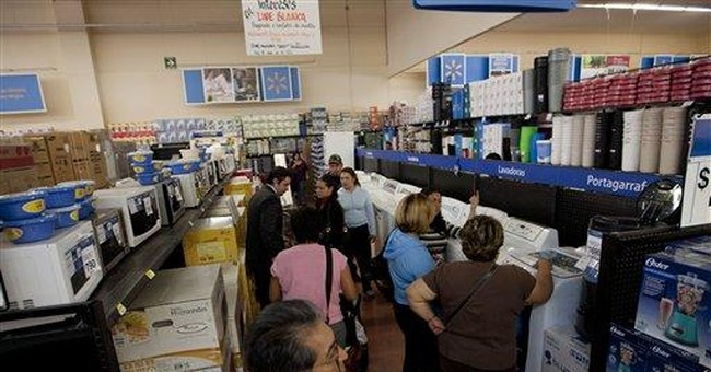 Watchdog: Mexican government should probe Wal-Mart