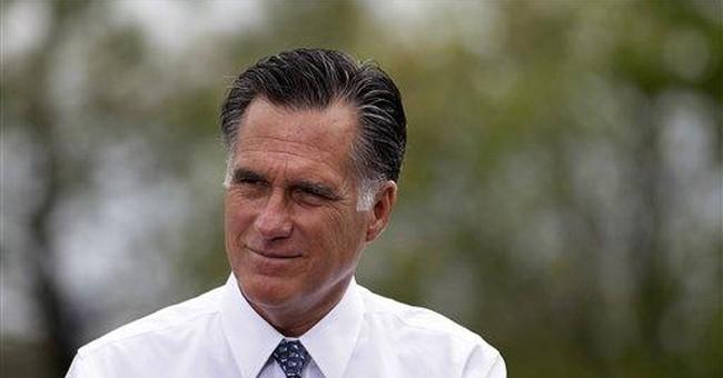 Romney on spending: Guns trump butter