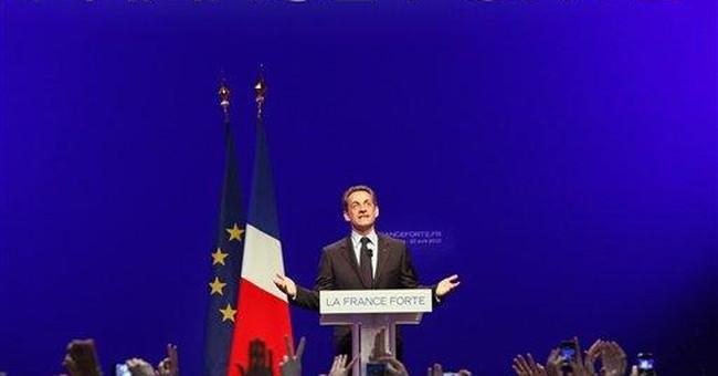Sarkozy targets far-right in bid to win runoff