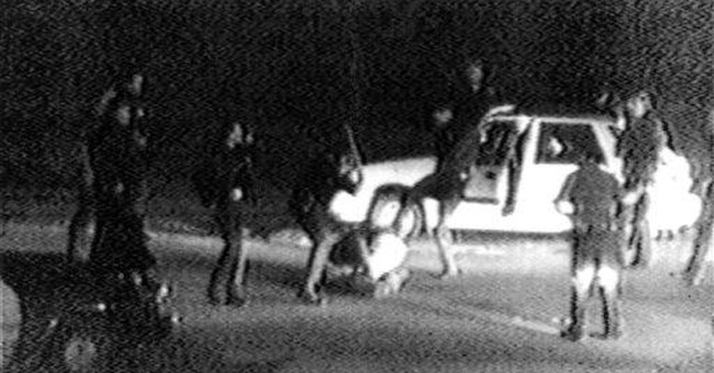Rodney King reflects on an up-down life since riot