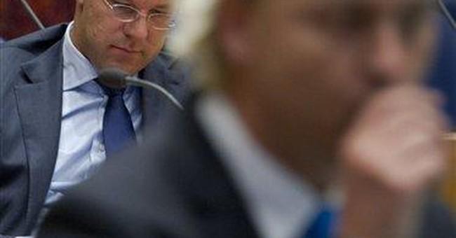 Caretaker Dutch PM seeks consensus on cuts