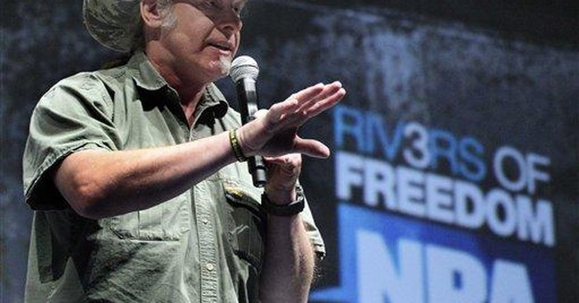 Ted Nugent pleads guilty in illegal AK bear kill