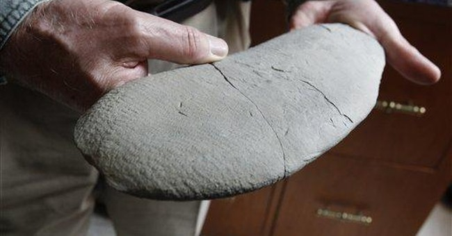 Ohio man's fossil find in Kentucky stumps experts