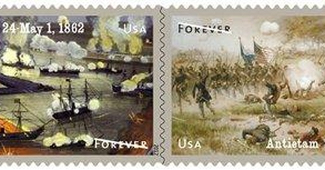 US Postal Service releases 2 new Civil War stamps