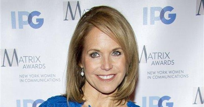 Katie Couric to launch new Web show for Yahoo, ABC