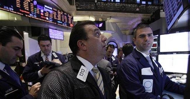 Apple's blowout quarter propels Nasdaq to big gain
