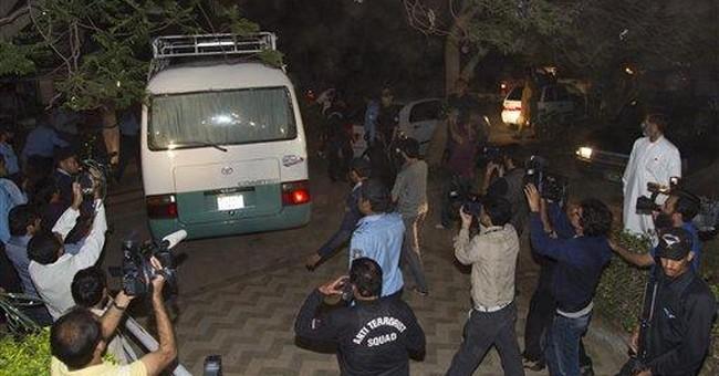 Pakistan deports bin Laden family to Saudi Arabia
