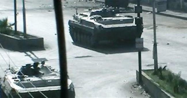 Syrian regime, rebels trade blame for deadly blast