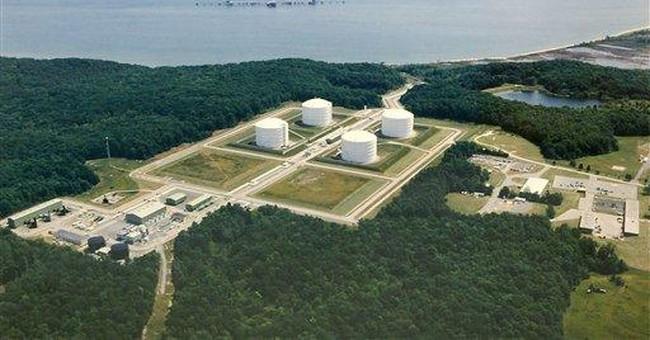 Sierra Club challenges Md. natural gas terminal