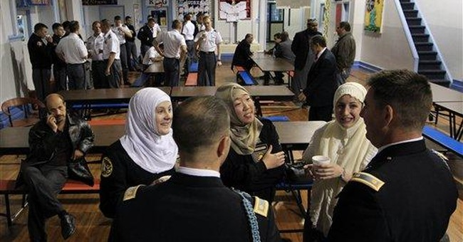 West Point cadets visit NJ city to see diversity