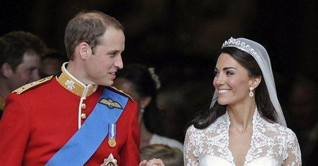 Kate & Wills eye 1-year wedding anniversary