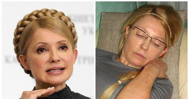 Tymoshenko to be treated at Ukrainian clinic