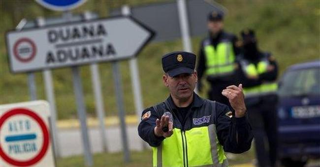 Spain restores border checks ahead of ECB meeting