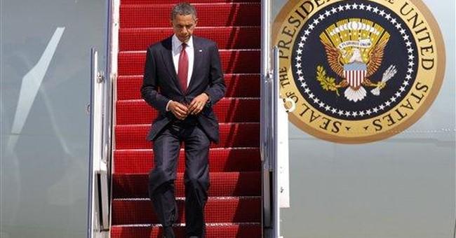 Obama flashing executive power in election year