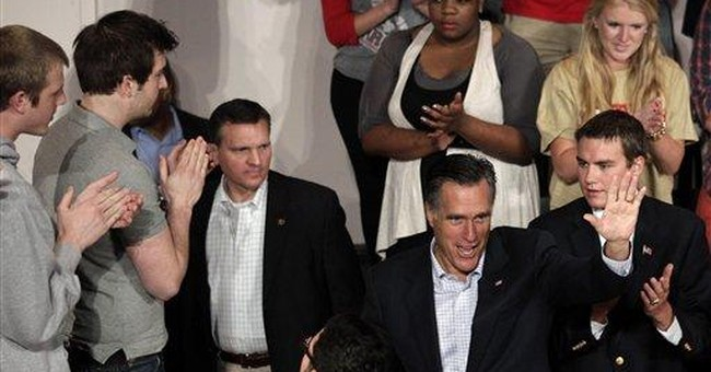 Romney shakes up the strategy, tones down rhetoric