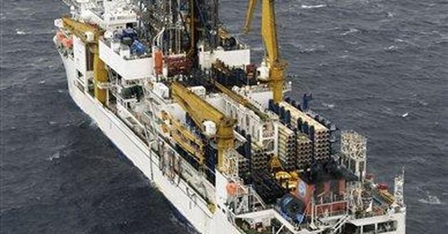 Japan deep-sea drilling probe sets world record
