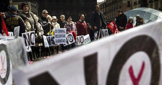 Spanish lenders in talks over 'bad bank' plan