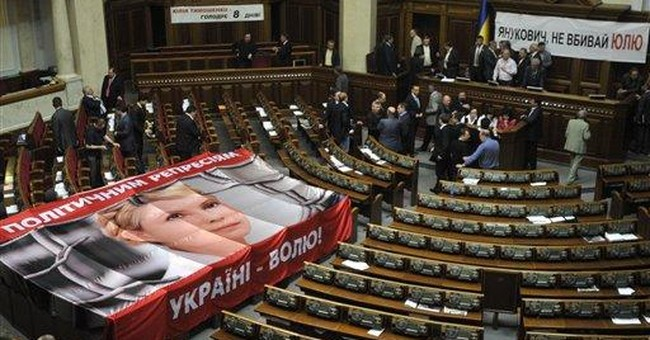 Germany: Europe should boycott Ukraine matches