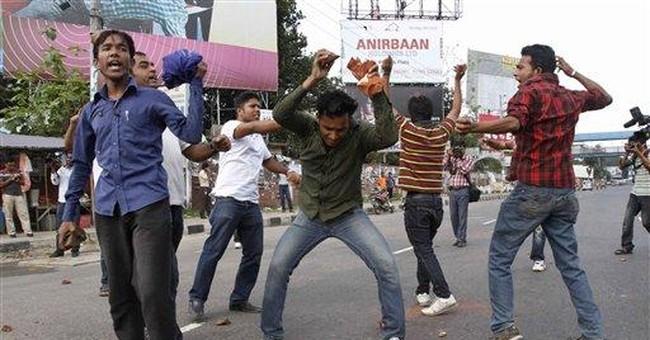 Bombs go off during Bangladesh strike, no injuries