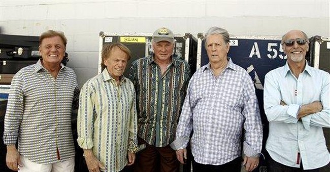 Beach Boys put past differences aside for reunion
