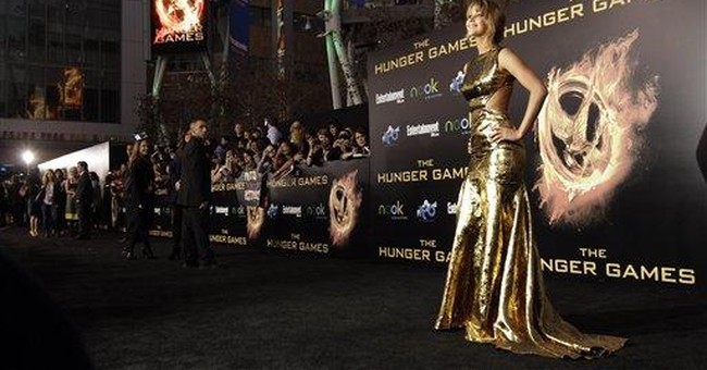 'Hunger Games,' 'Bridesmaids' top MTV Movie Awards