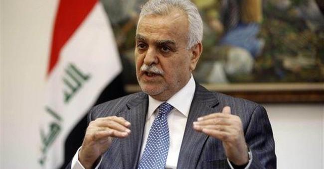 Trial of Iraq's fugitive Sunni VP to open Thursday