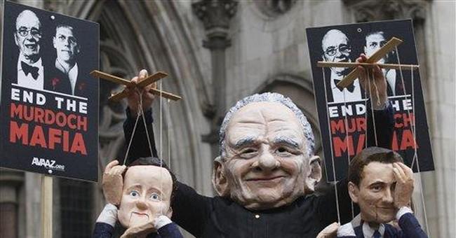 UK lawmakers: Rupert Murdoch unfit to lead company