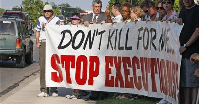 Okla. death row inmate executed in shooting death