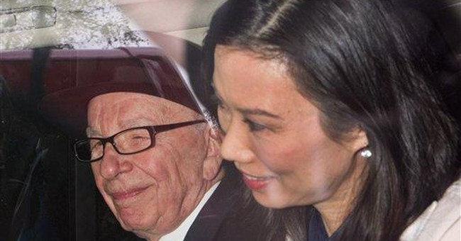 A look at Rupert Murdoch and 4 associates