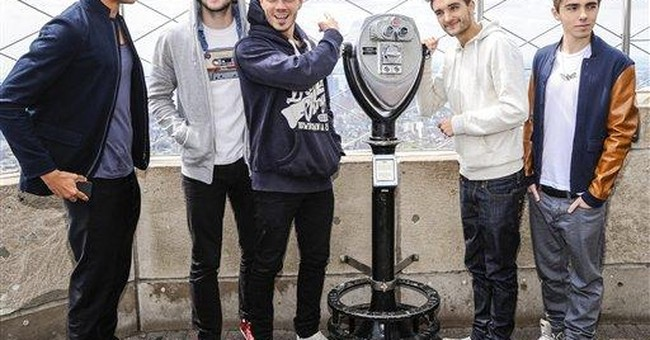After UK diss, The Wanted fires back with success